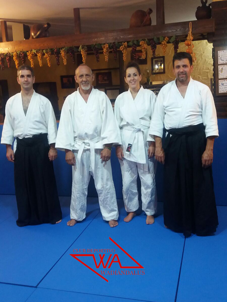 Equipo Aikido WadiÁndalus